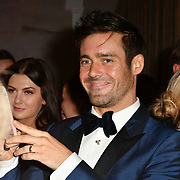 Spencer Matthews attends the British Takeaway Awards, in association with Just Eat at London's Savoy Hotel on 12 November 2018, London, UK.