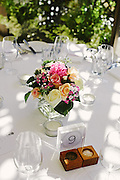 Wedding Tabletop designs the Deck Prince Hotel St Kilda Beach Melbourne