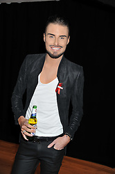 RYLAN CLARK at West End Eurovision 2013 held at the  Dominion Theatre, London on 23rd May 2013.