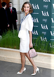 Arizona Muse attending the VIP preview for the V&A Museum's Fashioned From Nature exhibition, in London. Photo credit should read: Doug Peters/EMPICS Entertainment