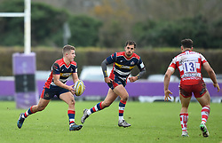 Billy Searle of Bristol United - Mandatory by-line: Paul Knight/JMP - 18/11/2017 - RUGBY - Clifton RFC - Bristol, England - Bristol United v Gloucester United - Aviva A League