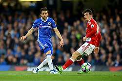 Cesc Fabregas of Chelsea passes the ball - Mandatory by-line: Jason Brown/JMP - 08/05/17 - FOOTBALL - Stamford Bridge - London, England - Chelsea v Middlesbrough - Premier League