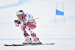 Super Combined and Super G, PAJANTSCHITSCH Nico, LW6/8-2, AUT at the WPAS_2019 Alpine Skiing World Championships, Kranjska Gora, Slovenia
