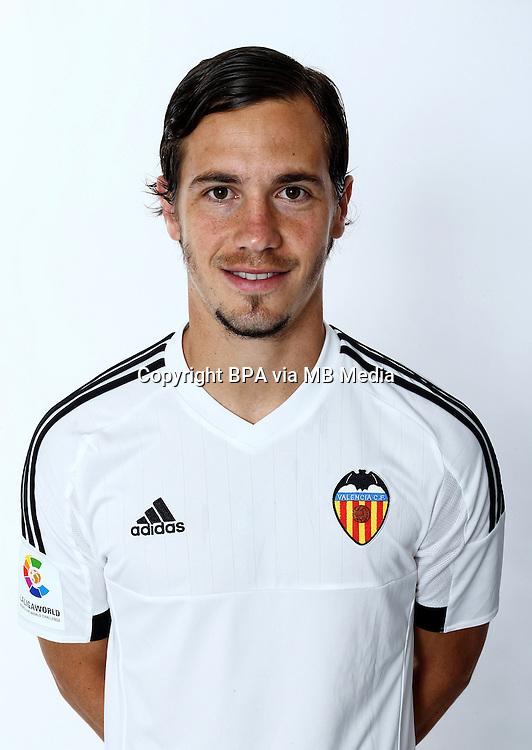 Spain - Liga BBVA 2015-2016 / <br /> ( Valencia CF ) -<br /> Lucas Alfonso Orban