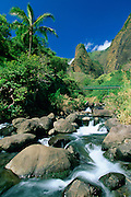 Iao Needle, Iao Valley, Maui, Hawaii, USA<br />