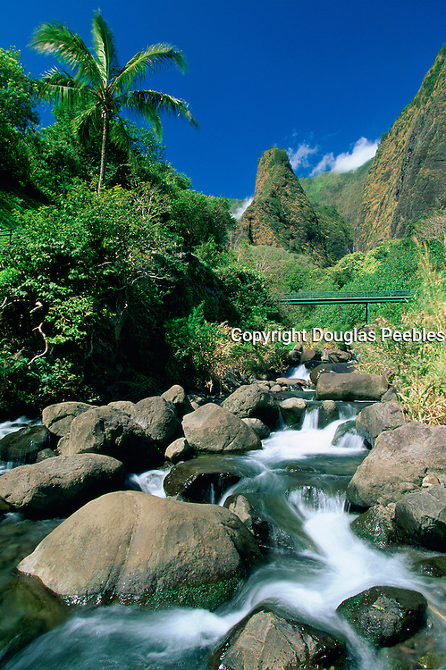 Iao Needle, Iao Valley, Maui, Hawaii, USA<br />