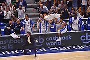 Dinamo Banco di Sardegna Sassari<br /> Banco di Sardegna Dinamo Sassari - Umana Reyer Venezia<br /> LegaBasket Serie A LBA Poste Mobile 2018/2019<br /> Finale Gara  Sassari<br /> Palaserradimigni, Sassari - Ore 20:45<br /> Foto Ciamlo-Castoria