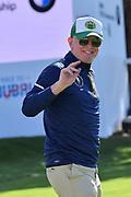 DJ Chris Evans during the BMW PGA Championship at Wentworth Club, Virginia Water, United Kingdom on 18 September 2019.