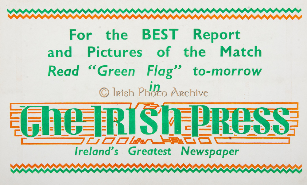 All Ireland Senior Hurling Championship Final,.Brochures,.02.09.1945, 09.02.1945, 2nd September 1945,.Tipperary 5-6, Kilkenny 3-6, .Minor Dublin v Tipperary, .Senior Tipperary v Kilkenny, .Croke Park, ..Advertisements, The Irish Press Ireland's Greatest Newspaper,