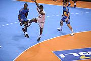DESCRIZIONE : France Hand D1 Championnat de France D1 a Toulouse<br /> GIOCATORE : Rudy NIVORE<br /> SQUADRA : Paris<br /> EVENTO : FRANCE Hand D1<br /> GARA : Toulouse Paris<br /> DATA : 19/10/2011<br /> CATEGORIA : Hand D1 <br /> SPORT : Handball<br /> AUTORE : JF Molliere <br /> Galleria : France Hand 2011-2012 Action<br /> Fotonotizia : France Hand D1 Championnat de France D1 a Paris <br /> Predefinita :