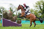 Tattersalls International Horse Trial 2015