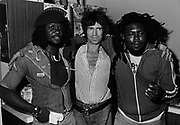Sly and Robbie with Keith Richards - The Rolling Stone in Jamaica 1978