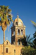 Misión Nuestra Señora de Loreto in the town of Loreto, Baja California Sur, Mexico.