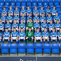 St Johnstone Academy 2015-16
