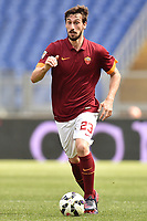Davide Astori Roma <br /> Roma 19-04-2015 Stadio Olimpico, Football Calcio Campionato Italiano Serie A AS Roma - Atalanta Foto Andrea Staccioli / Insidefoto<br /> Fiorentina captain Davide Astori dies suddenly aged 31 . <br /> Astori was staying a hotel with his team-mates ahead of their game on Sunday away at Udinese when he passed away. <br /> Foto Insidefoto