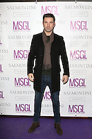 Dave Berry, MediaSkin Gifting Lounge, Salmontini Le Resto, London UK, 19 January 2015, Photo by Richard Goldschmidt