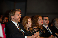 Jerry Bruckheimer attends the opening ceremony of the 54th Monte Carlo TV Festival at the Grimaldi Forum