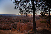 Sunrise, Bryce Canyon National Park, Utah