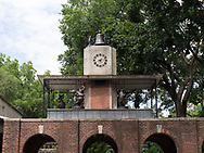 The Delacorte clock at the Central Park zoo