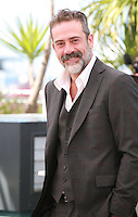 Jeffrey Dean Morgan at the photo call for the film The Salvation at the 67th Cannes Film Festival, Saturday 17th May 2014, Cannes, France.