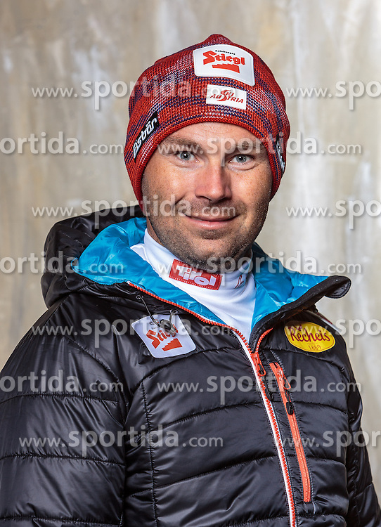 08.10.2016, Olympia Eisstadion, Innsbruck, AUT, OeSV Einkleidung Winterkollektion, Portraits 2016, im Bild Moritz Enders, Nordische Kombination // during the Outfitting of the Ski Austria Winter Collection and official Portrait Photoshooting at the Olympia Eisstadion in Innsbruck, Austria on 2016/10/08. EXPA Pictures © 2016, PhotoCredit: EXPA/ JFK
