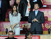 Chelsea Besitzer Roman Abramovich und Freundin Daria Zukhova<br /> Champions League Finale Manchester United FC - FC Chelsea <br /> <br /> Norway onlu