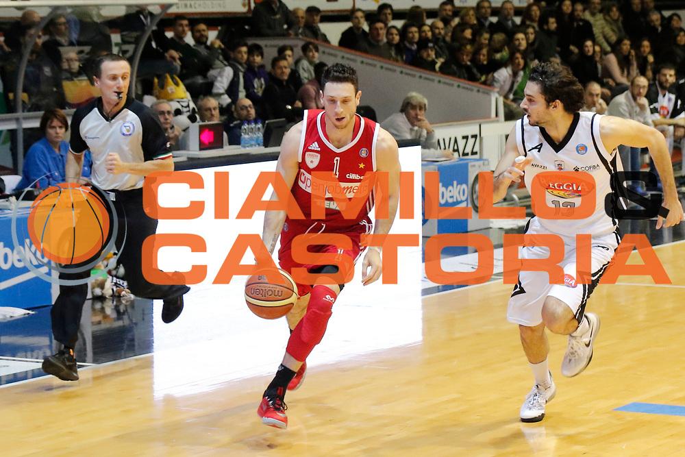 DESCRIZIONE : Caserta Lega A 2014-15 Pasta Reggia Caserta Openjobmetis Varese<br /> GIOCATORE : Andy Rautins<br /> CATEGORIA : palleggio<br /> SQUADRA : Openjobmetis Varese<br /> EVENTO : Campionato Lega A 2014-2015<br /> GARA : Pasta Reggia Caserta Openjobmetis Varese<br /> DATA : 21/12/2014<br /> SPORT : Pallacanestro <br /> AUTORE : Agenzia Ciamillo-Castoria/A. De Lise<br /> Galleria : Lega Basket A 2014-2015 <br /> Fotonotizia : Caserta Lega A 2014-15 Pasta Reggia Caserta Openjobmetis Varese