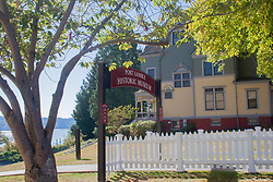 United States, Washington, Port Gamble