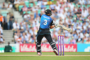 New Zealand Ross Taylor during the Royal London One Day International match between England and New Zealand at the Oval, London, United Kingdom on 12 June 2015. Photo by Phil Duncan.
