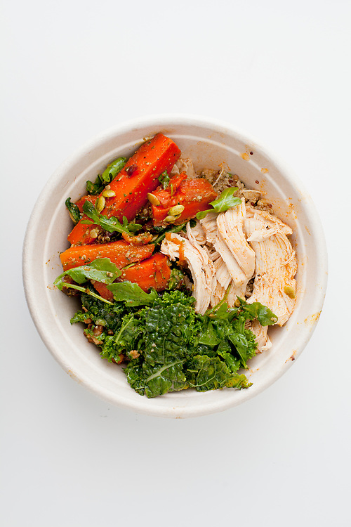 Chicken & Veggie Bowl from The Dig Inn ($10.25)
