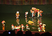 Water Puppet Theatre.