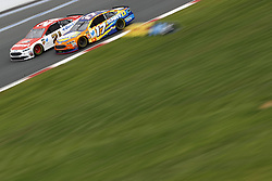 September 30, 2018 - Concord, North Carolina, United States of America - Ricky Stenhouse, Jr (17) races during the Bank of America ROVAL 400 at Charlotte Motor Speedway in Concord, North Carolina. (Credit Image: © Chris Owens Asp Inc/ASP via ZUMA Wire)