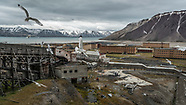 Pyramiden, Soviet era coal mining ghost town in Spitsbergen