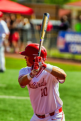 20 May 2019:  Jack Butler. Missouri Valley Conference Baseball Tournament - Southern Illinois Salukis v Illinois State Redbirds at Duffy Bass Field in Normal IL<br /> <br /> #MVCSPORTS