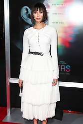 Nina Dobrev arrives at the Los Angeles Premiere Of Columbia Pictures' 'Flatliners' held at The Theatre at Ace Hotel on September 27, 2017 in Los Angeles, California. 27 Sep 2017 Pictured: Nina Dobrev. Photo credit: IPA/MEGA TheMegaAgency.com +1 888 505 6342