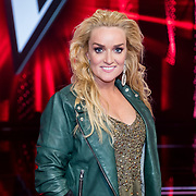 NLD/Hilversum/20180209 - 3e Liveshows The voice of Holland 2018, Samantha Steenwijk