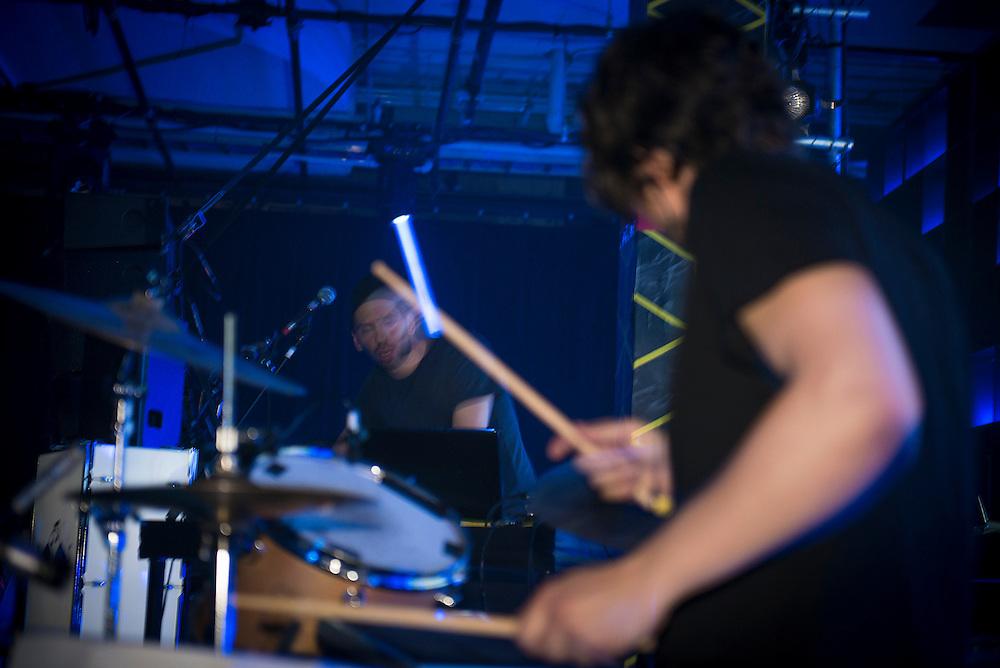 BOUNDARY (CA), Nocturne 3 : 31 mai 2013. Scène Red Bull Music Academy [SAT] Société des arts technologiques.