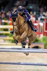 Bertrand Félicie, FRA, Sultane des Ibis<br /> Jumping International de Bordeaux 2020<br /> © Hippo Foto - Dirk Caremans<br />  08/02/2020