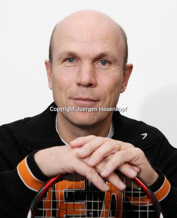 Thomas Hogstedt (SWE), Hoegstedt,H&ouml;gstedt,Tennis Trainer,<br /> Portrait,Studio,
