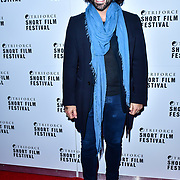 Christian Vit attend TriForce Short Festival, on 30 November 2019, at BFI Southbank, London, UK.