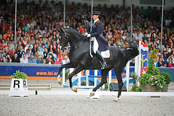 Van Grunsven Anky - IPS Salinero<br /> CHIO Rotterdam 2008<br /> Photo © Hippo Foto