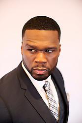 UK ENGLAND LONDON 17JUL15 - US rapper 50 Cent poses for a portrait at the Corinthia Hotel in central London.<br /> <br /> Over the past decade, he has became one of the world's best selling rappers and is now releasing his album 'Street King Immortal'.<br /> <br /> jre/Photo by Jiri Rezac<br /> <br /> © Jiri Rezac 2015
