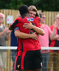 KETTERING TOWN v AFC TELFORD 3 AUGUST2019