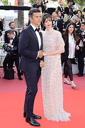 May 26, 2019 - WORLD RIGHTS.Cannes, France, 25.05.2019, 72th Cannes Film Festival in Cannes. The 72th edition of the film festival will run from May 14 to May 25. .Closing Ceremony Red Carpet .NZ. Orson Salazar, Paz Vega.Fot. Radoslaw Nawrocki/FORUM (FRANCE - Tags: ENTERTAINMENT; RED CARPET) (Credit Image: © FORUM via ZUMA Press)