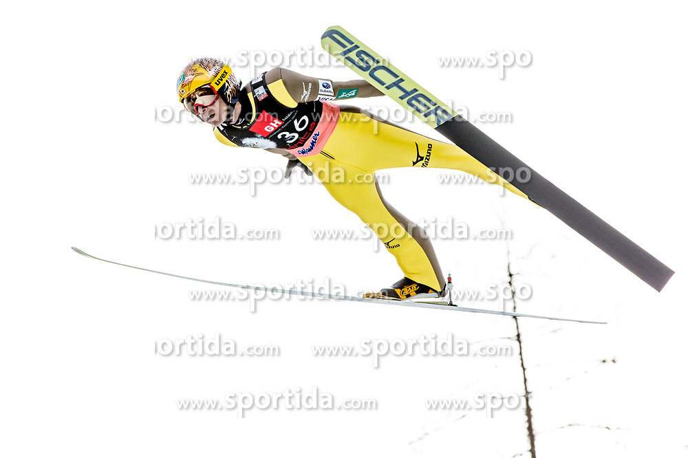 Noriaki Kasai of Japan during the Ski Flying Hill Individual Competition on Day Two of FIS Ski Jumping World Cup Final 2017, on March 24, 2017 in Planica, Slovenia. Photo by Vid Ponikvar / Sportida