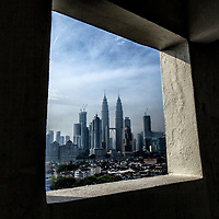 KAMPUNG BARU - MISFIT IN A MODERN CITY<br />
