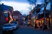 Nevada City, California.