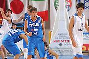 Campionato Europeo Maschile Under 20 Italia-Israele