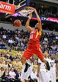 2011-12 VMI Basketball @ Pitt