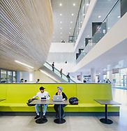 Wibauthuis, HVA, Hogeschool van Amsterdam, for PLP Architecture. @hva @plparchitetcure